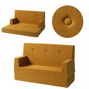 Bilde av Sofa - By Klipklap Kk Kids Sofa (Mustard)