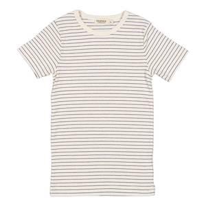 Bilde av MarMar TAGO t-shirt Modal - Blue Stripe