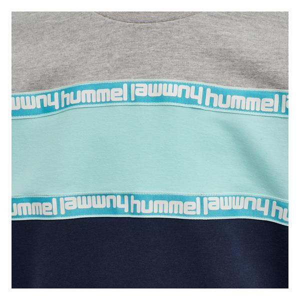 Hummel ELLIOT tracksuit - Black Iris