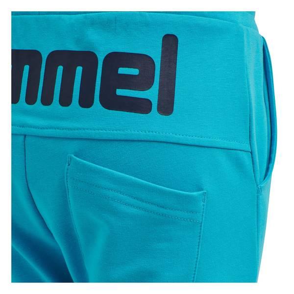 Hummel FLICKER shorts - Scuba Blue