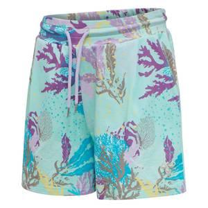 Bilde av Hummel SEA shorts - Blue Tint