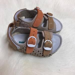 Bilde av BioNatura sandaler - brun/beige