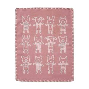 Bilde av Klippan Hug koseklut 34x40cm - rosa