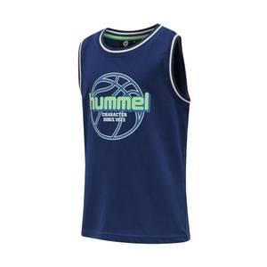 Bilde av Hummel CRUSADER t-skjorte - Estate Blue