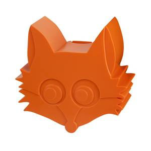 Bilde av Blafre matboks i plast, mini, rev - oransje
