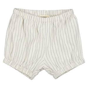 Bilde av MarMar PACEY shorts - White Sage Stripes