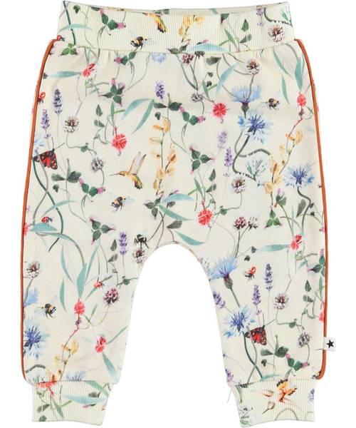 Molo SHONA bukse - Wildflowers baby