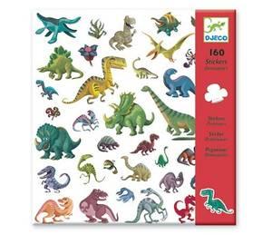 Bilde av Djeco Klistremerker med dinosaurer