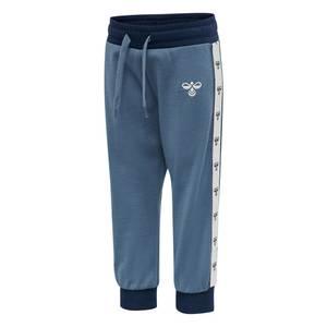 Bilde av Hummel WULBA bukse i ull/bomull - China Blue