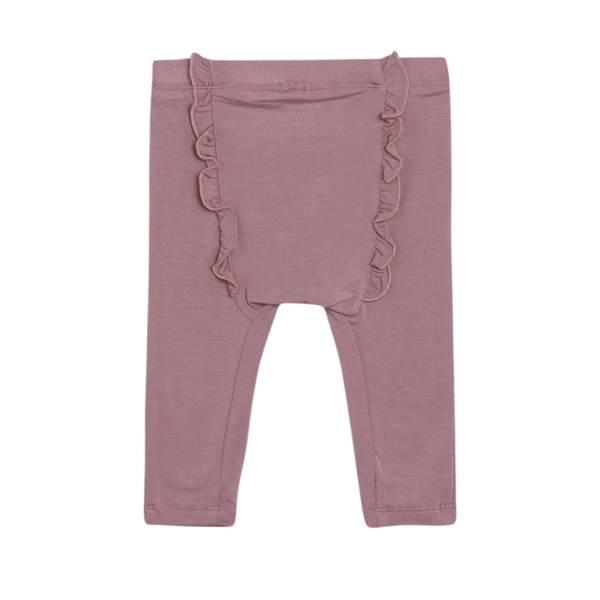 Hust & Claire LUCIA leggings - Baby Plum