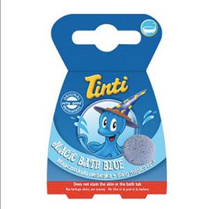 Bilde av Tinti Magic Bath Blue