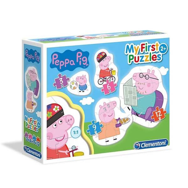 Bilde av Puslespill My first puzzle - Peppa Gris