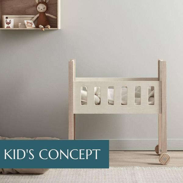Kids Concept - Utstyr og interiør til barna.