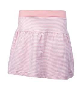 Bilde av Salto skjørt stripe rosa