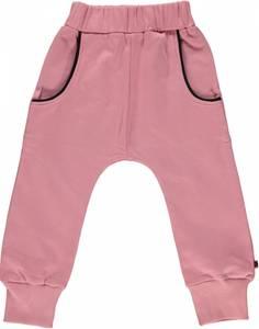 Bilde av Småfolk bukse jersey blush