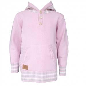 Bilde av Mole hettegenser Stripe rosa