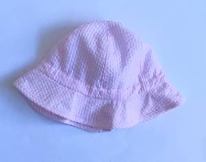 Bilde av Maximo solhatt rosa og hvit