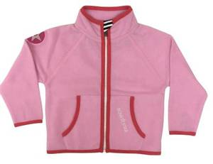 Bilde av Nova Star fleecejakke rosa