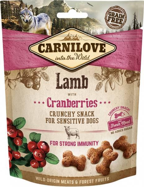 Bilde av Carnilove Crunchy Snack Lam 200g