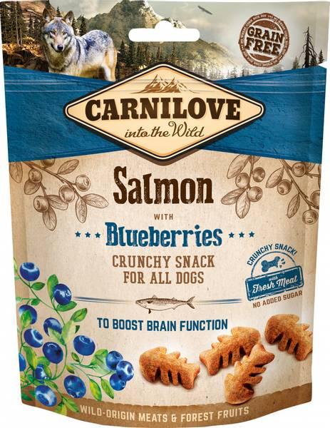 Bilde av Carnilove Crunchy Snack Laks 200g
