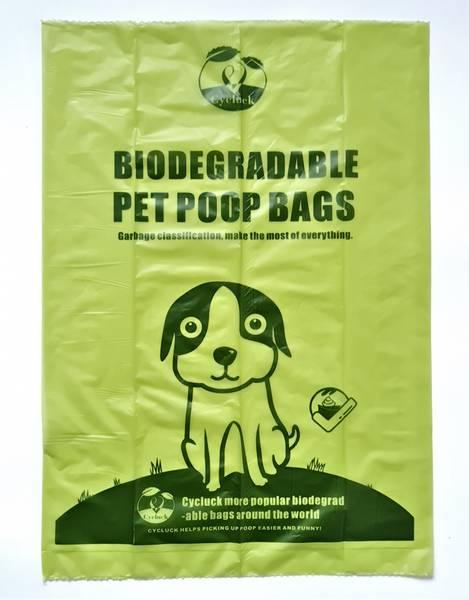 Bilde av Nedbrytbare hundeposer 15 stk