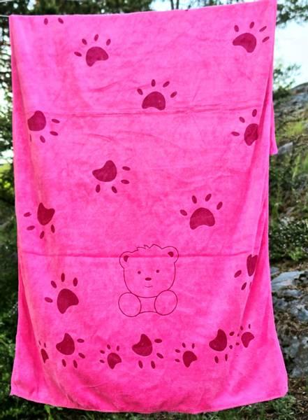 Bilde av Hundehåndkle Rosa