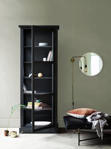 Bilde av Lindebjerg Design Vitrineskap Dark Oak N1