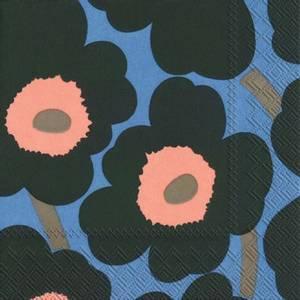 Bilde av Marimekko Unikko Serviett Green Blue