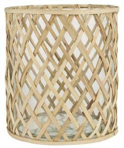 Bilde av IB Laursen Lyslykt m/bambus Stor