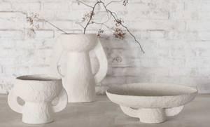 Bilde av Serax Vase S White Earth