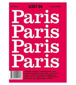 Bilde av LOST IN Paris Reiseguide