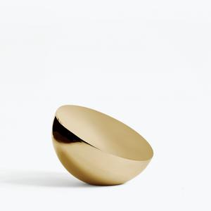 Bilde av New Works Aura Bordspeil Brass (messing)