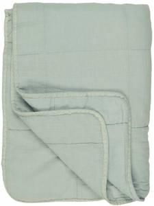Bilde av IB Laursen Sengeteppe Vintage Quilt Blue Shade
