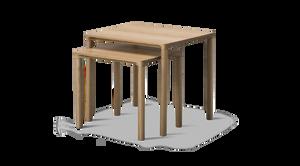 Bilde av Fredericia Furniture Piloti Sofa bord Model 6705