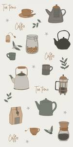 Bilde av Ib Laursen Serviett Tea/Coffee Time
