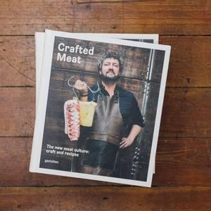 Bilde av BOK: Crafted Meat