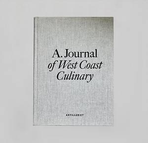 Bilde av BOK: A JOURNAL OF WEST COAST CULINARY