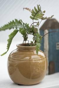 Bilde av IB Laursen Mini Vase Mustard