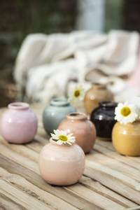 Bilde av IB Laursen Mini Vase Lys Fersken