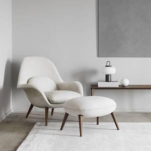 Bilde av Fredericia Furniture Swoon lenestol