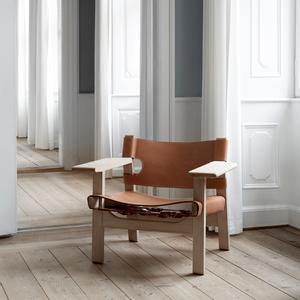 Bilde av Fredericia Spanish Chair lenestol