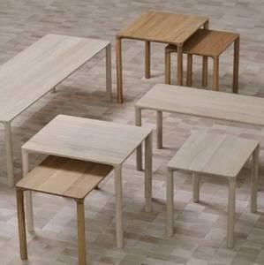 Bilde av Fredericia Furniture Piloti Sofa bord Model 6700
