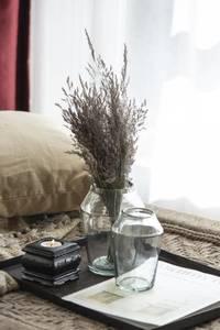 Bilde av IB Laursen Vase Glass Konisk Stor