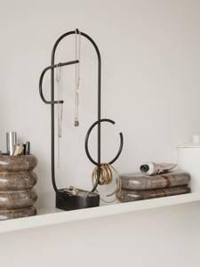 Bilde av Ferm smykkestativ marmorfot /svart