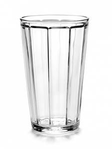 Bilde av Serax Surface Longdrink Glass H14 cm
