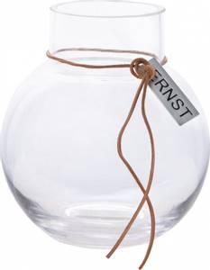 Bilde av ERNST Vase Glass 14 cm