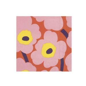 Bilde av Marimekko serviett rose Orange