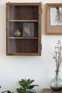 Bilde av IB Laursen Vase Mini m/riller og krakelert glasur