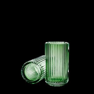 Bilde av Lyngby Vase Copenhagen Green Glass 20,5 cm