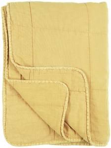 Bilde av IB Laursen Sengeteppe Vintage Quilt Lemon Drop